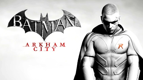 Batman Arkham City - Trailer (Robin)