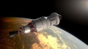 Nasa über den Bau der Orion-Raumkapsel