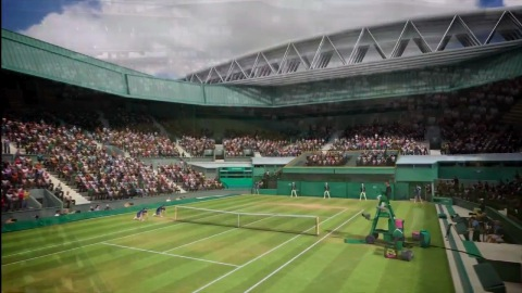 Grand Slam Tennis 2 - Trailer (Wimbledon)