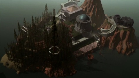Myst für Nintendo 3DS - Trailer (Debut)