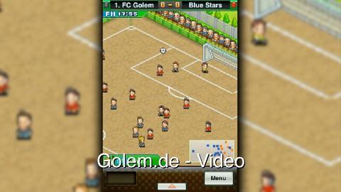 Pocket League Story - Gameplay (1. FC Golem)