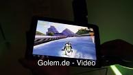 Acer Quadcore-Tablet - Hands on (CES 2012)