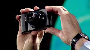 Samsung Smart Cameras und Camcorder (CES 2012)
