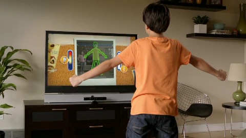 Kinect Rush von Disney Pixar - Trailer (Scanfunktion)