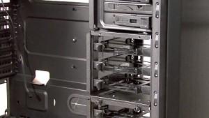 Corsair zeigt Mid-Tower-Quiet-Case 550D