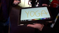 Lenovo Ideatab Yoga - Hands on des Herstellers