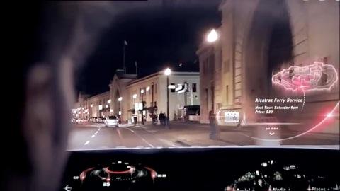 Mercedes Benz zeigt Dice (CES 2012)
