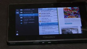 Blackberry Playbook - OS 2.0 Neuheiten
