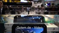 Toshibas Unterwassertablet auf der CES 2012