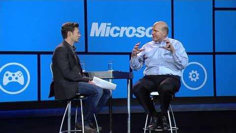 Steve Ballmer - Ziele Microsofts (CES 2012)