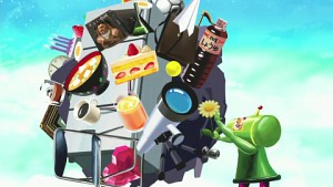 Touch my Katamari für Playstation Vita (Intro)