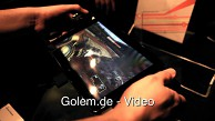 Projekt Fiona von Razer - Hands on (CES 2012)