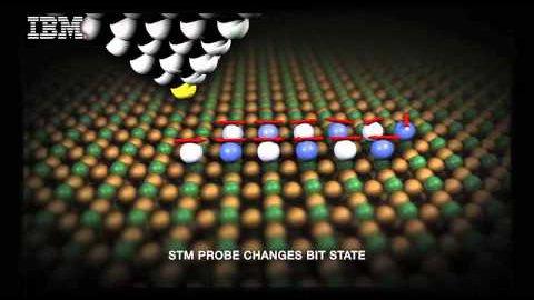 IBM - 1 Bit in 12 Atomen