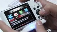 Samsung-Kameras DV500F und DV300F mit Wifi
