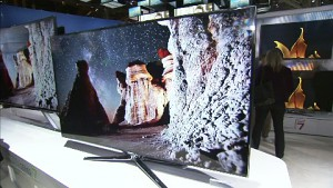 ES7500-Smart-LED-TV von Samsung (CES 2012)