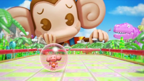Super Monkey Ball Banana Splitz - Teaser (Vita)