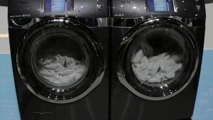 Samsung-Waschmaschine mit Smart Control