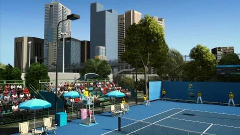Grand Slam Tennis 2 - Trailer (Australian Open)