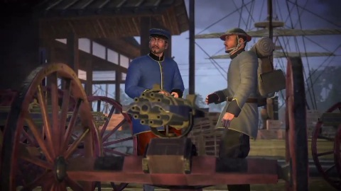 Total War Shogun 2 - Fall of the Samurai (Story)