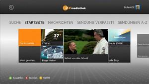 ZDF-Mediathek für Xbox 360 ausprobiert