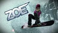 SSX - Trailer (Spielfigur Zoe)