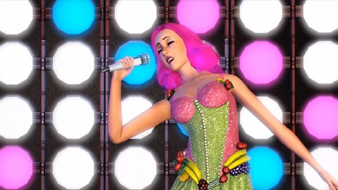 Sims 3 - Trailer (Showtime Katy Perry)