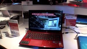 Ideapad Z380, Z480, Z580 - Hands on