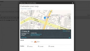 Nokia Maps Places als Plugin für Wordpress