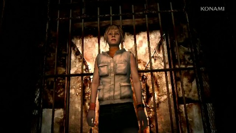Silent Hill HD Collection - Trailer (Gameplay)