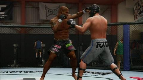 UFC Undisputed 3 - Trailer (Karrieremodus)