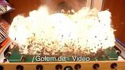 Action Movie FX - Explosionen im Golem.de-Büro