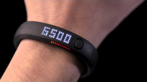 Nike Plus Fuelband - Trailer