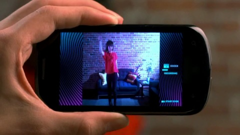 Dance Central 2 - Dance-Cam-App (Trailer)