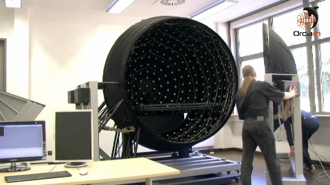 Orcam - DFKI digitalisiert Kunst in 3D