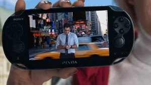 Resident Evil Retribution - Filmtrailer mit Vita-Werbung