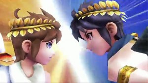 Kid Icarus Uprising - Trailer (Gameplay, 3DS)