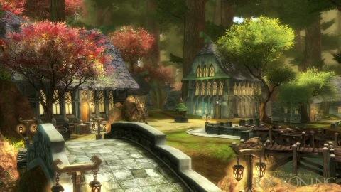 Kingdoms of Amalur Reckoning - Art Design