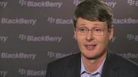 RIM-Chef Thorsten Heins stellt sich vor (Blackberry)