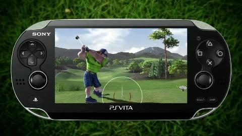 Everybody's Golf - Trailer (Gameplay, Vita)