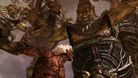 Asura's Wrath - Trailer (Vorgeschichte)