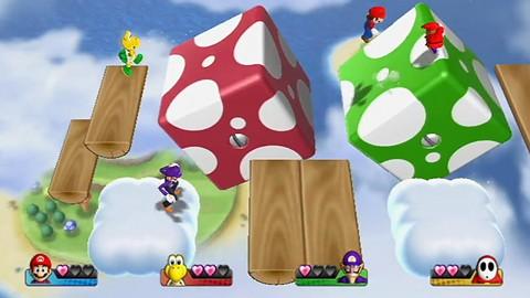 Mario Party 9 für Wii - Trailer (Gameplay)