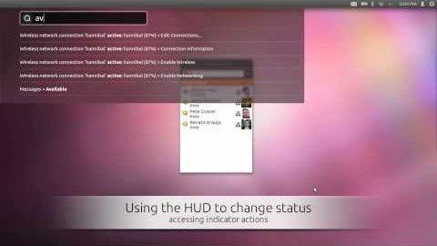 HUD für Ubuntu