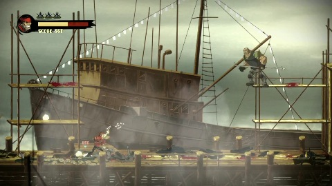 Shank 2 - Trailer (Gameplay)