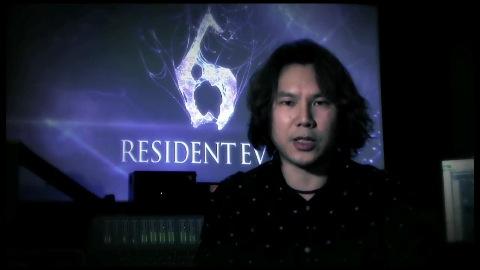 Resident Evil 6 - Trailer mit Entwicklerkommentar