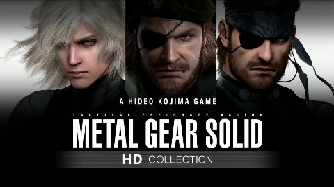 Metal Gear Solid HD Collection - UK-Launchtrailer