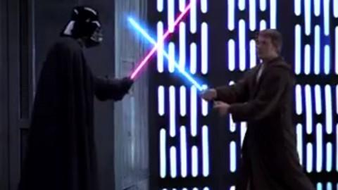 Kinect Star Wars - Trailer (Duell mit Darth Vader)