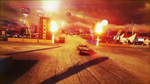 Dirt Showdown - Trailer (Nevada 8 Ball)