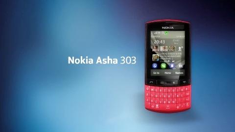 Nokia Asha 303 - Trailer