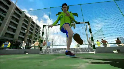 Fifa Street - Trailer (Free your Game)