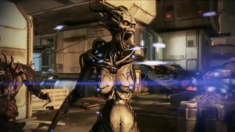 Mass Effect 3 - Trailer (Special Forces)
